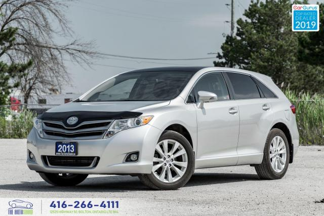 2013 Toyota Venza LE|AWD|Low KM|Leather|Backup Cam|Pano.Roof|Alloys