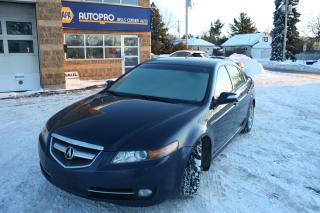 Used 2008 Acura TL 3.2L 6CYL for sale in Nepean, ON