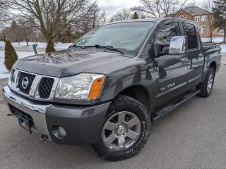 Used 2007 Nissan Titan LE for sale in Brampton, ON