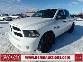 Used 2019 RAM 1500 Express Crew CAB SWB 4WD 5.7L for sale in Calgary, AB