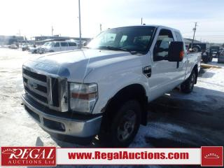 Used 2008 Ford F-250 SD XLT 4D SUPERCAB 4WD for sale in Calgary, AB