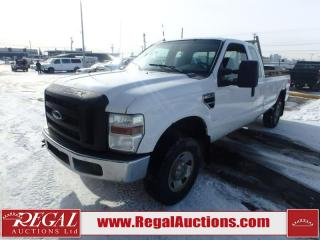 Used 2009 Ford F-250 SD XL 4D SUPERCAB 4WD for sale in Calgary, AB