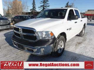 Used 2017 RAM 1500 SXT Crew CAB 4WD 5.7L for sale in Calgary, AB