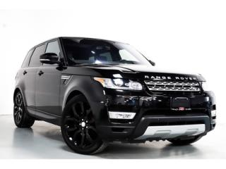 Used 2016 Land Rover Range Rover Sport TD6 HSE   HEADS UP   MERIDIAN   PANO   NAVI for sale in Vaughan, ON