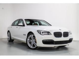 Used 2012 BMW 7 Series 750i xDrive   M-SPORT   NAVI   SUNROOF for sale in Vaughan, ON