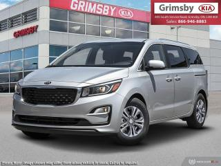 New 2020 Kia Sedona SX for sale in Grimsby, ON