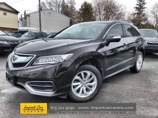 Used 2018 Acura RDX Tech INCREDIBLE VALUE!!  LEATHER  ROOF  NAVI  BLIS for sale in Ottawa, ON