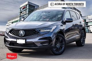 Used 2020 Acura RDX SH-AWD A-Spec at for sale in Thornhill, ON
