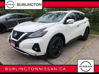New 2020 Nissan Murano AWD PLATINUM for sale in Burlington, ON