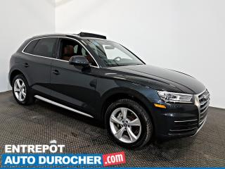 Used 2018 Audi Q5 Progressiv AWD NAVIGATION Toit Ouvrant - A/C -Cuir for sale in Laval, QC