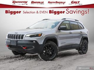 New 2020 Jeep Cherokee Trailhawk for sale in Etobicoke, ON