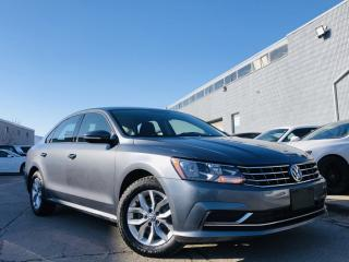 Used 2018 Volkswagen Passat |REAR VIEW |HEATED SEATS|APPLE CARPLAY & MUCH MORE! for sale in Brampton, ON