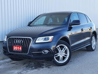 Used 2014 Audi Q5 Navi|S-Line| Accident Free|FINANCING AVAILABLE for sale in Mississauga, ON