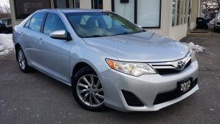 Used 2012 Toyota Camry LE -NAVIGATION! ALLOYS! ACCIDENT FREE! for sale in Kitchener, ON