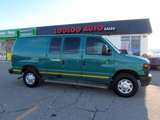 Used 2011 Ford Econoline E-250 CARGO SUPER DUTY 4.6L AUTOMATIC for sale in Milton, ON