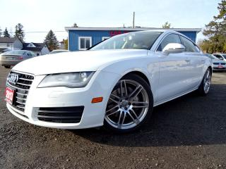 Used 2013 Audi A7 3.0T Premium Quattro / No Accident / Cetified for sale in Guelph, ON