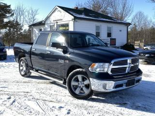 Used 2014 RAM 1500 NoAccidents SLT Crew 4x4 SunroofNavBluetoothPowerHeatedSeat for sale in Sutton, ON