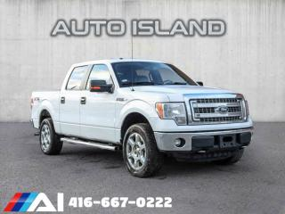 Used 2014 Ford F-150 4WD SUPERCREW for sale in North York, ON