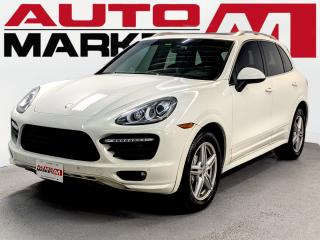Used 2011 Porsche Cayenne Hybrid S-Hybrid CERTIFIED,AWD,Panoramic Sunroof,WE APPROVE ALL CREDIT for sale in Guelph, ON