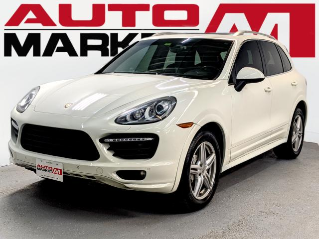 2011 Porsche Cayenne Hybrid S-Hybrid CERTIFIED,AWD,Panoramic Sunroof,WE APPROVE ALL CREDIT