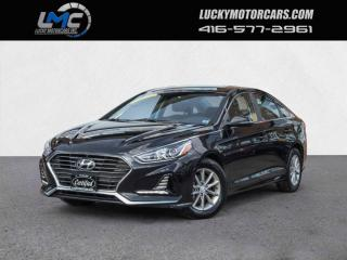 Used 2018 Hyundai Sonata GL-APPLE CARPLAY-ANDROID AUTO-BACK UP CAMERA-60KMS for sale in Toronto, ON