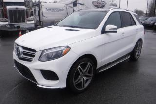 Used 2016 Mercedes-Benz GLE 550 4MATIC for sale in Burnaby, BC