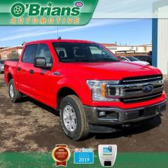 Used 2019 Ford F-150 XLT - w/Mfg Warranty, 4x4, EcoBoost for sale in Saskatoon, SK