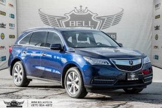 Used 2015 Acura MDX Elite Pkg, AWD, NO ACCIDENT, 7 PASS, NAVI, 360 CAM, B.SPOT for sale in Toronto, ON
