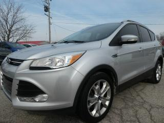Used 2014 Ford Escape Titanium - HEATED SEATS - NAVIGATION - PANORAMIC ROOF - REMOTE S for sale in Essex, ON
