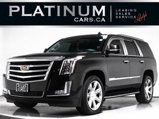 Used 2016 Cadillac Escalade Luxury, NAV, CAM, 7 PASSENGER, POWER TAILGATE for sale in Toronto, ON