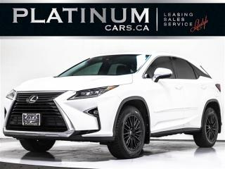 Used 2018 Lexus RX 350 F SPORT, NAV, CAM, AWD, HEATED SEATS for sale in Toronto, ON