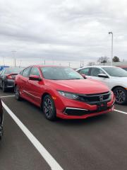 New 2020 Honda Civic SDN EX CIVIC 4 DOORS for sale in Woodstock, ON