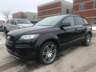 Used 2015 Audi Q7 3.0t sport vorsprung for sale in Laval, QC