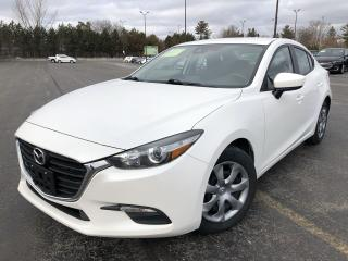 Used 2018 Mazda 3 GX 2WD for sale in Cayuga, ON