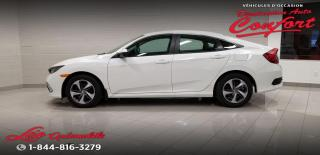 Used 2019 Honda Civic LX BM for sale in Chicoutimi, QC