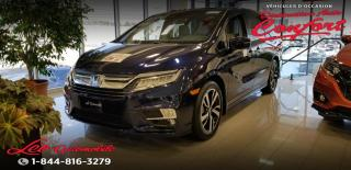 Used 2019 Honda Odyssey Touring BA for sale in Chicoutimi, QC