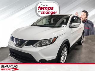 Used 2019 Nissan Qashqai S AWD ***BALANCE GARANTIE*** for sale in Beauport, QC