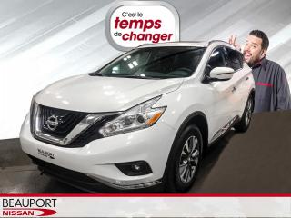 Used 2016 Nissan Murano SV AWD ***39 000 KM*** for sale in Beauport, QC