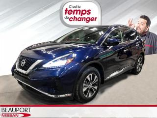Used 2019 Nissan Murano SV AWD ***TOIT OUVRANT + NAVIGATION*** for sale in Beauport, QC