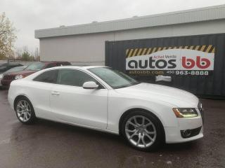 Used 2010 Audi A5 for sale in Laval, QC