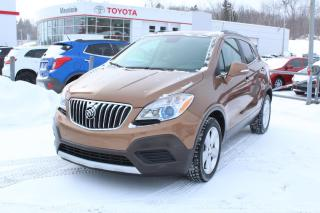 Used 2016 Buick Encore Traction avant, 4 portes for sale in Shawinigan, QC