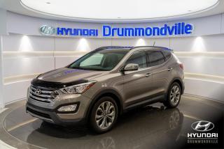 Used 2016 Hyundai Santa Fe Sport SE 2.0T AWD + GARANTIE + TOIT PANO + CUI for sale in Drummondville, QC