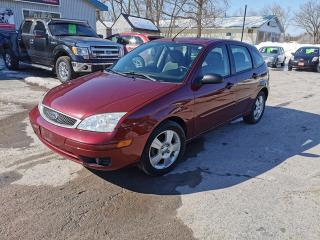 Used 2006 Ford Focus SES for sale in Madoc, ON
