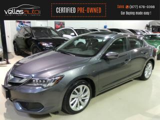 Used 2017 Acura ILX Premium SUNROOF| LEATHER| FCW| 29KM for sale in Vaughan, ON