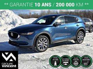 Used 2019 Mazda CX-5 GT AWD ** GARANTIE 10 ANS ** Liquidation 2019! for sale in Shawinigan, QC