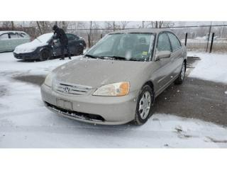 Used 2003 Honda Civic 4dr Sdn LX Auto for sale in Whitby, ON