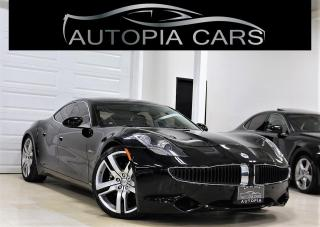Used 2012 Fisker Karma 4dr Sdn EcoSport for sale in North York, ON