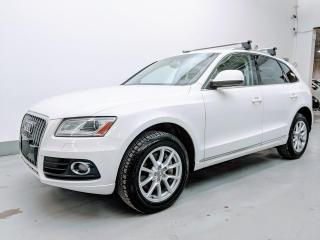 Used 2014 Audi Q5 Q5/TDI/DIESEL/PANO/PARKING SENSORS/BLUETOOTH! for sale in Toronto, ON