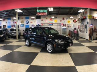 Used 2014 Volkswagen Tiguan 2.0TSI COMFORTLINE AUT0 AWD LEATHER PANO/ROOF 116Km for sale in North York, ON