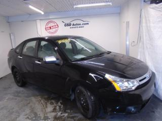 Used 2010 Ford Focus SE for sale in Ancienne Lorette, QC